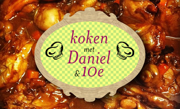 koken met Daniel & 10e