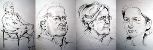 Portrettekenles (3)