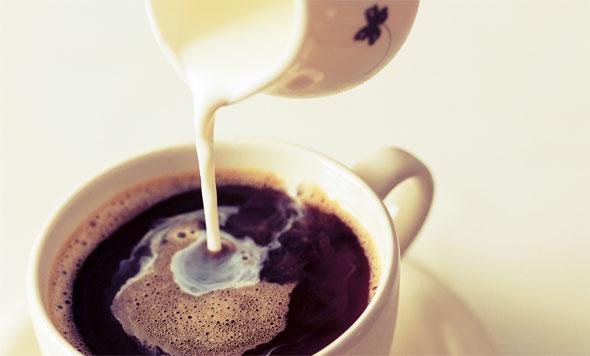Koffiemelk