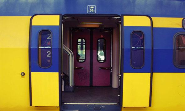 Reizen met de trein